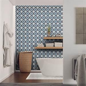 Stickers Carreaux De Ciment Cuisine : 60 stickers carreaux de ciment azulejos jenia cuisine ~ Melissatoandfro.com Idées de Décoration