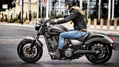 Motorcycle Ownership By Women Doubled During The Past