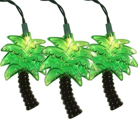 novelty lights  light palm tree novelty light set