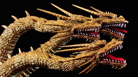 S.h.monsterarts King Ghidorah Review ( From The 1991 Movie