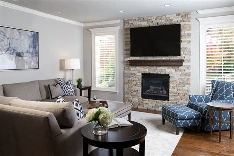 A Tale Of Two Fireplaces A Design Connection Inc