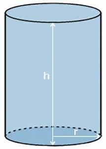 Calcul Volume Litre : calcul d 39 aire d 39 un cylindre ~ Melissatoandfro.com Idées de Décoration