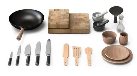 couteau professionnel de cuisine thierry marx signe une collection d ustensiles pour habitat
