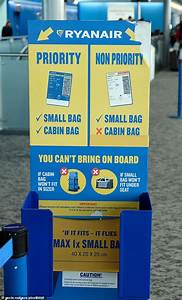 Ryanair WAIVES new luggage fees amid passenger confusion ...