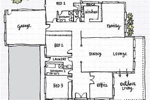 Simple House Diagram Elegant  Home Plans S Beautiful