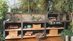 Küche Selber Bauen Aus Europaletten : outdoor kuche aus holz selber bauen ~ Articles-book.com Haus und Dekorationen