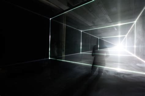 Visual Lighting by Vanishing Point Uva Redraws Perspective With Light