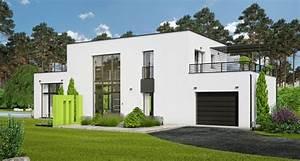 igc construction gamme maisons modernes modele elbe With amazing plan de belle maison 10 de maison contemporaine achat