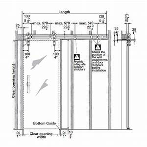Sliding barn doors sliding barn door dimensions for Barn door hardware dimensions