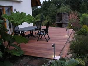 Beleuchtung terrasse heimdesign innenarchitektur und for Beleuchtung terrasse