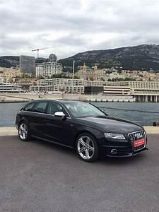 Audi Monaco : audi s4 3 0 333 cv s l ctionn par rs monaco ~ Gottalentnigeria.com Avis de Voitures