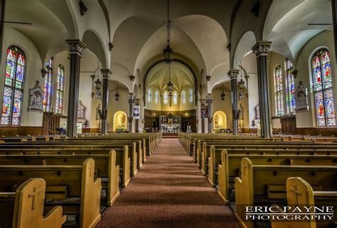 catholic church eric payne photography