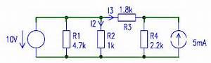 Teilströme Berechnen : schaltung mit spannungs und konstantstromquelle ~ Themetempest.com Abrechnung