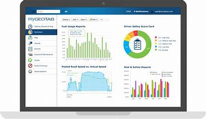 Fleet Management Dashboard Report Sample Gps Software