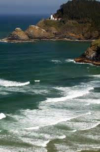 Heceta Lighthouse Oregon Coast