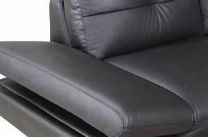 Canape Angle 6 7 Places : canap d 39 angle qualit luxe 6 7 places bellastar noir angle gauche mobilier priv ~ Maxctalentgroup.com Avis de Voitures