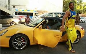WheelMonk MS Dhoni39s Rich Car Collection And A New