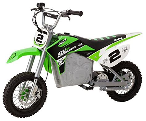 Razr-15128130-razor Sx500 Mcgrath Dirt Rocket Electric