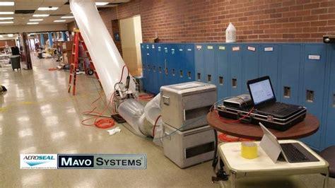air duct sealing mavo systems