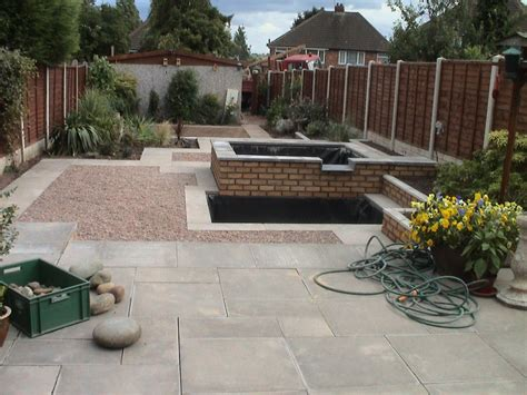 Patio Area by Landscaping Services Portfolio Birmingham West