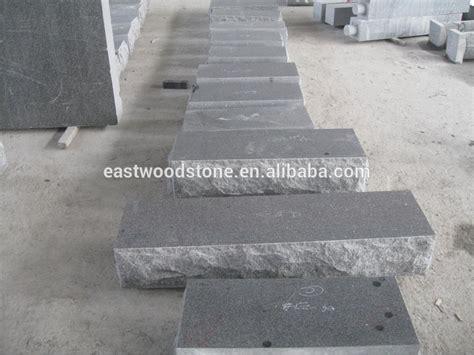 cheap granite g654 grey granite headstone for sale