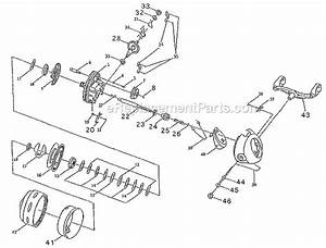Shakespeare 4003sa Parts List And Diagram
