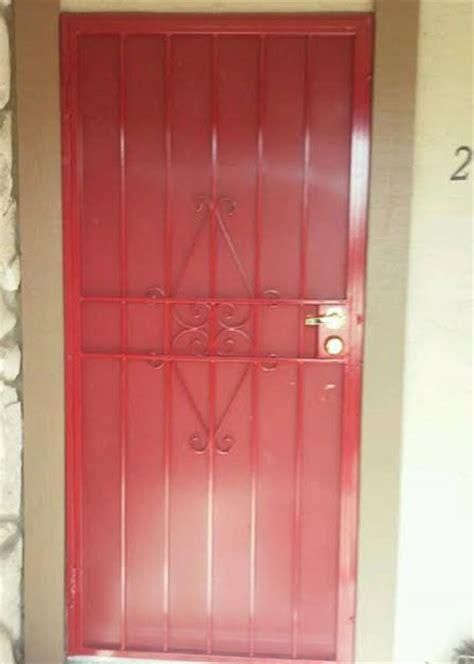 ba ramirez iron works gallery ornamental wrought iron doors enclosures san diego ca