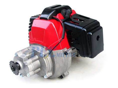49cc complete engine 2 stroke pocket bike ele