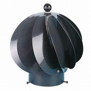 Extracteur Fosse Septique : ventilateur extracteur aspiromatic sebico gris toiture ~ Premium-room.com Idées de Décoration