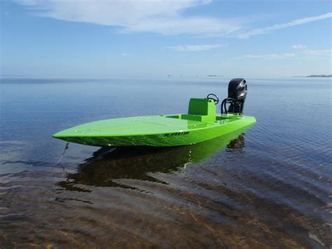 Fast Fishing Boats by 21ft Fishing Fast Tunnel Hull Design And Build The Hull