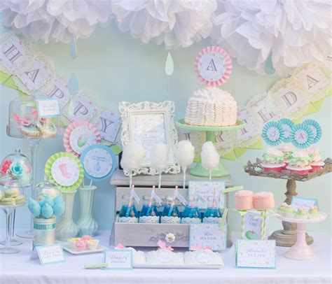 baby shower themes april showers birthday party baby shower sprinkle party kara s party ideas the place for