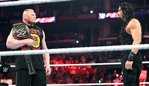 Roman Reigns To Challenge Brock Lesnar At 'SummerSlam'?