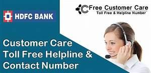 HDFC Bank 24×7 Net Banking/Credit Card/Debit Customer Care ...