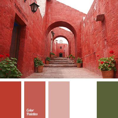 color palette  color inspirations warm colour