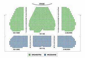 Cost Of Living Chart 2017 Marquis Theatre Broadway Seating Charts Broadwayworld Com