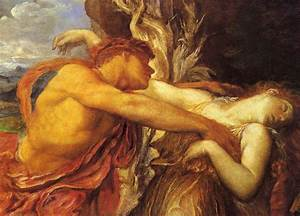 Orpheus and Eurydice — George Frederick Watts – Biblioklept