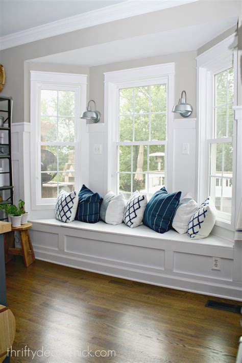Kitchen Bay Window Decor Ideas by 8 Excellent Bay Window Seat Exles For Your Recess Spot
