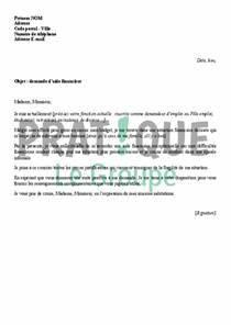 modele une lettre - Document Online