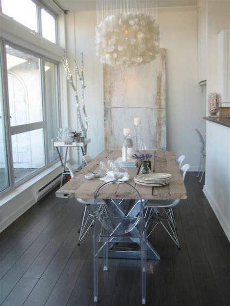 chaises transparentes but chaises transparentes salle manger design de maison