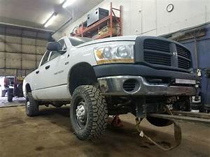 2006 Ram 2500 Part 6 Speed Manual Truck  5 7 Hemi  4x4