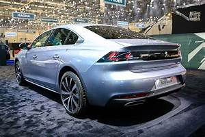 508 Peugeot 2018 : new peugeot 508 photos from the geneva motor show floor carscoops ~ Gottalentnigeria.com Avis de Voitures