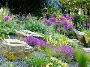 rock gardens creative landscapes inc With beautiful modele de rocaille pour jardin 17 deco jardin mineral