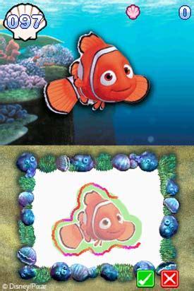 3ds finding nemo escape to the big blue disney pixar finding nemo escape to the big blue for