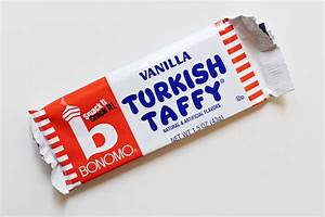 Turkish Taffy 20 Old-Time Confections That Should Never