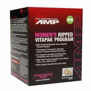 Gnc Gnc Pro Performance Amp Women U0026 39 S Ripped Vitapak Program Reviews 2019