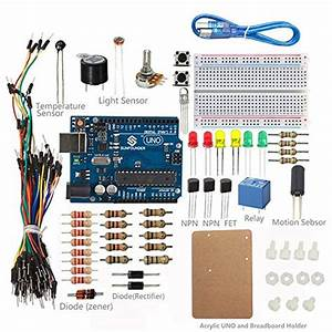 Sunfounder Project Universal Starter Kit V2 0 With New Uno