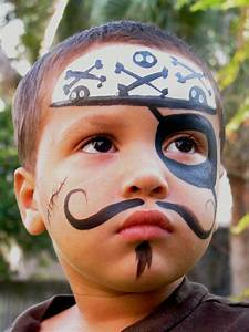 All Natural Face Painting: Skeleton Face Paint and More ...