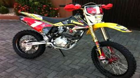 Crf 230 Plotada Do Top Pa Pista Youtube