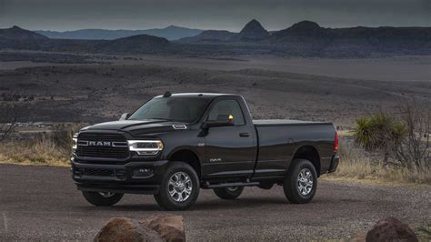 "2019 Ram Hd ""is The Most Powerful, Most Capable Pickup In"