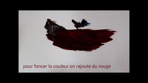 Bordeaux Couleur Comment Faire La Couleur Bordeaux Autre Solution